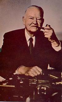 Herbert hoover 1950s
