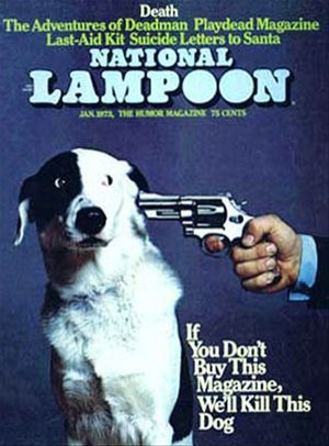 If you don't buy this we kill this dog