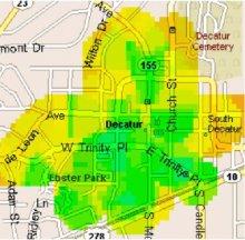 Decatur-wifi-map