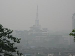 Chengdu haze