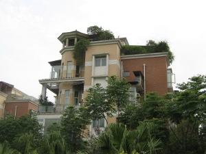 Chengdu apartment block