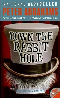 Down the Rabbit Hole Jacket Cover