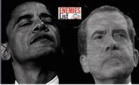 Obama and Nixon