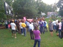 Kirkwood rally