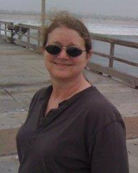 Jenni at port a march 2010
