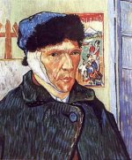 Vincent Van Gogh, self-portrait
