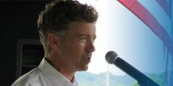 Rand paul from his web site