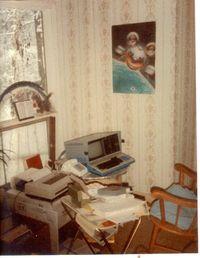 Dana office in early 1983