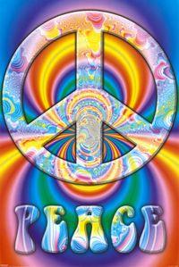 Fractal peace puzzle