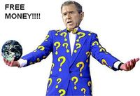 Bush as lesko