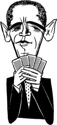 Obama poker