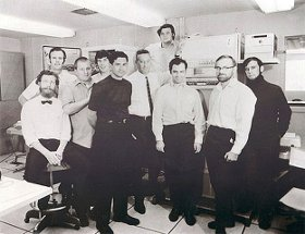 Arpanet team