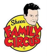 Sheen family circus logo