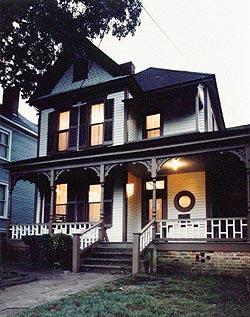 Mlk birth home