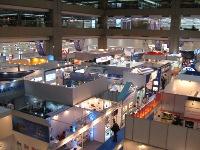 Taiwan show floor