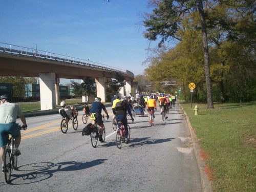 Bike ride for blog 2