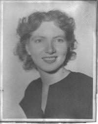 Tillie Blankenhorn in 1940