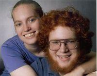 John and robin 2008 christmas
