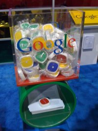 Google health booth