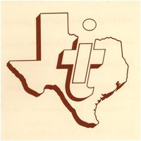 Texas instruments original logo