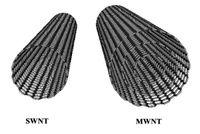 Carbon nanotubes SWNT_MWNT
