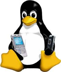 Linux with cell phones