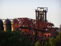 Rust belt image from peak energy