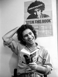 Abbie hoffman from allposters