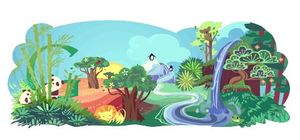 Google earth_day_doodle