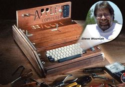 Wozniak homebrew apple 1