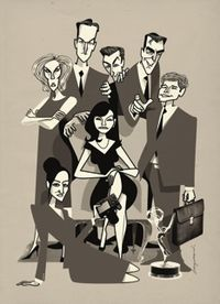 The good wife cast from the new yorker