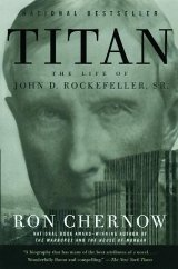 John d rockefeller titan book