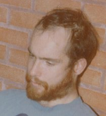 Dana in 1976 at Brown College