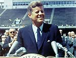 John kennedy at rice