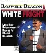 Roswell beacon barack obama in crosshairs
