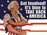 Tea party advocacy