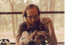 Dana in 1981 smaller