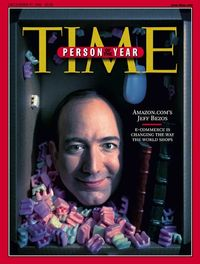 Jeff bezos time cover