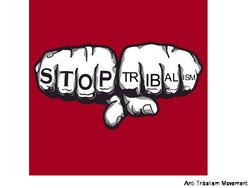 Stop-tribalism