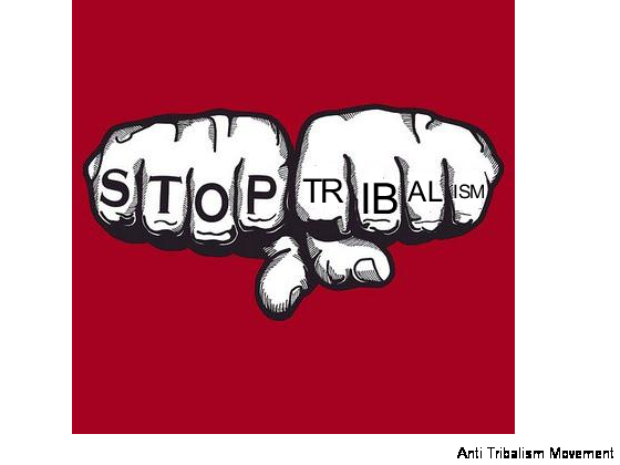 Stop Tribalism Image