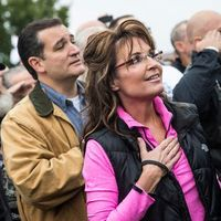 Cruz and palin