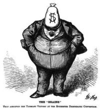 Monopoly cartoon by thomas nast