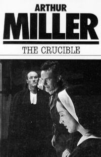 The crucible playbill by arthur miller