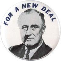 Fdr button 1932