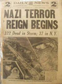 1938 Newpaper clipping