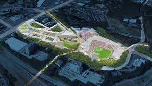 New braves stadium