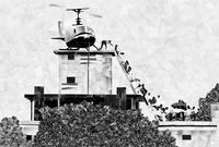 Vietnam embassy helicopter 1975