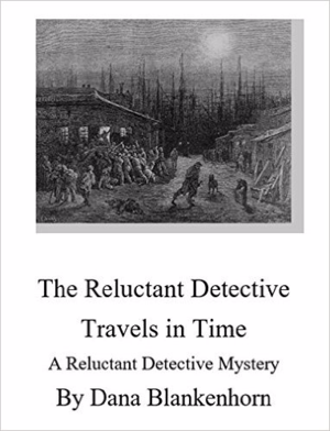 Reluctant detective cover