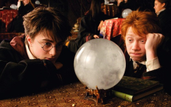 Crystal ball from Harry Potter
