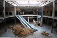 Empty mall in ohio